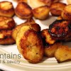 sweet & savory plantains