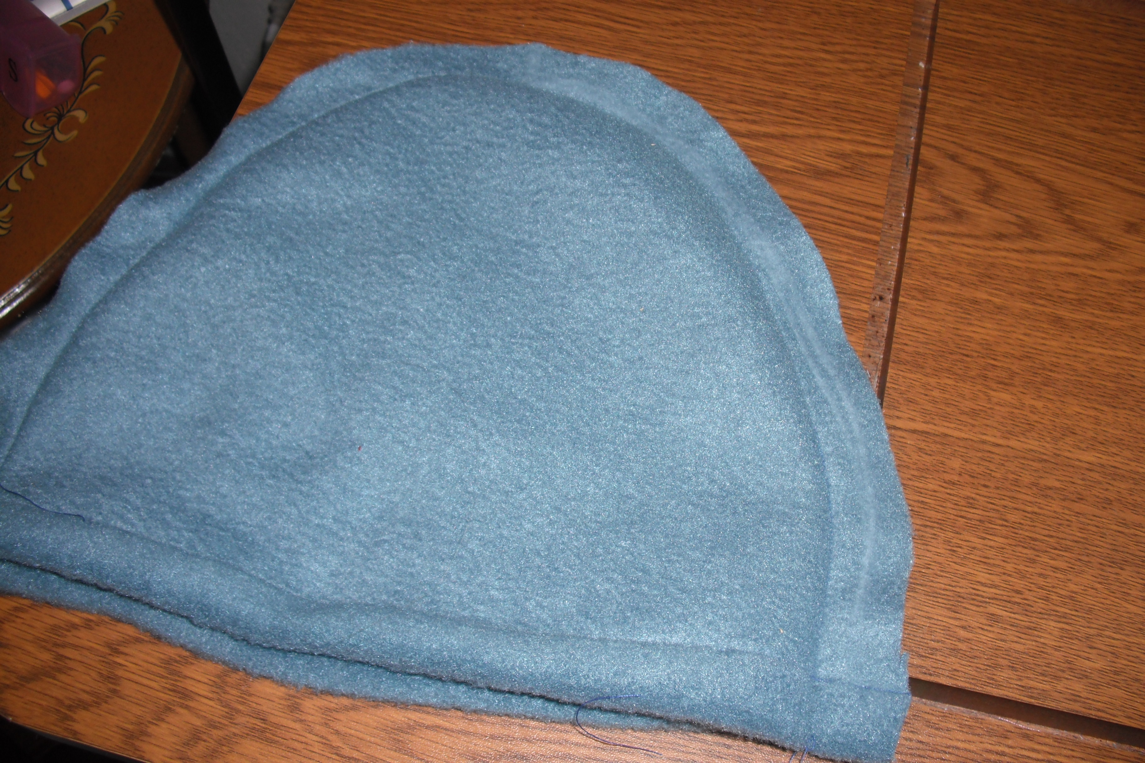 Fleece Beanie Tutorial