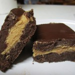 nanaimo bars – chocolate and peanut butter goodness