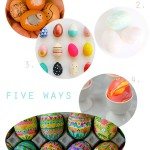 Beyond the Dye – Easter Eggs 5 Ways