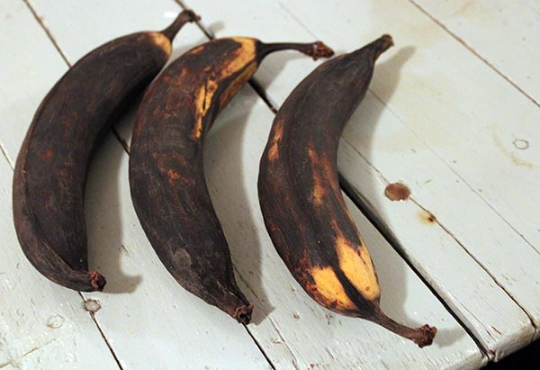 black plantains