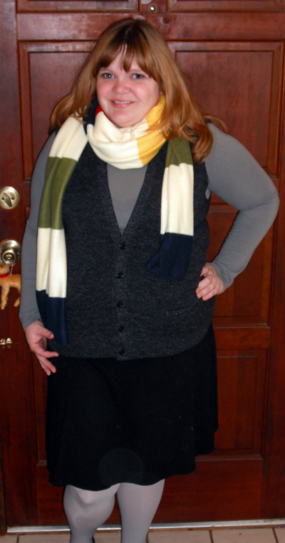 Make A Long Scarf Tutorial